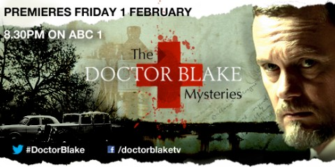 The Doctor Blake Mysteries premieres on ABC1