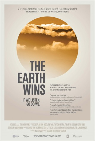 THE EARTH WINS