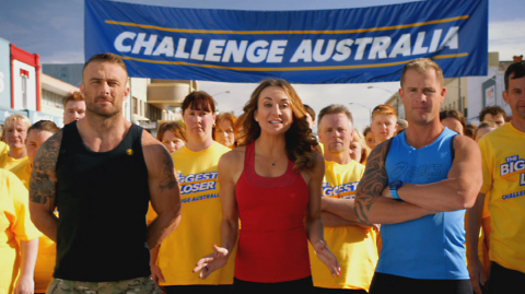 Network Ten – The Biggest Loser Promo
