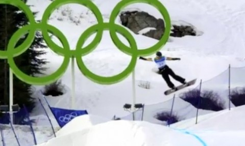 Network TEN – Winter Olympics 2014 Promo