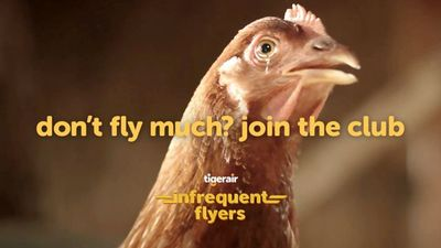 Tigerair Infrequent Flyers Campaign