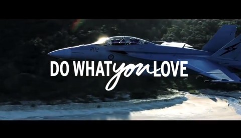 Australian Defence Force – Women In The ADF 'Do What You Love' TVC
